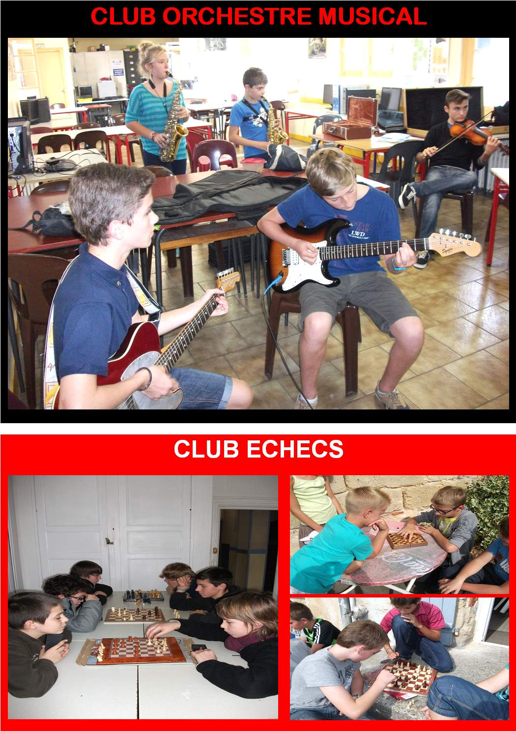 CLUBS EDUCATIFS 2